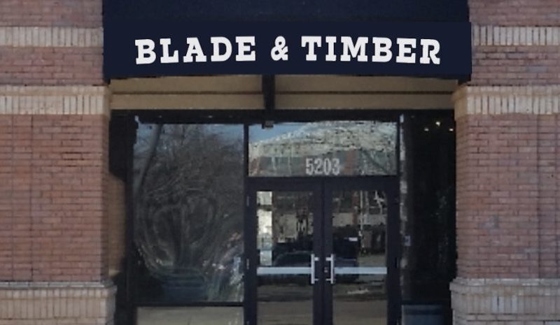 Blade and Timber Axe Throwing in the Overland Park area
